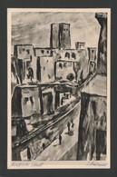 (632) ARABISCHE STADT - S. KRUMMEL - Pittura & Quadri