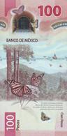 MEXICO P. NEW  100 P 2020 UNC - Mexico