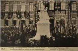 Willebroek - Willebroeck // Plechtige Inhuldiging Van Het Standbeeld Louis De Naeyer / Afgevaardigden Der Scholen...1905 - Willebroek