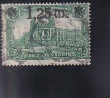 RAL1 /  Deutsches Reich  1920 / 116 Vollstempel - Used Stamps