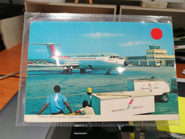 BAHAMAS NASSAU With Bahamas Airways Plane - Aerodromi