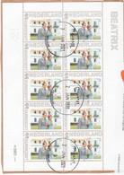 Nederland Ruim 100 Poststukken , Folders, Etb's Vluchtbrieven Etc. Zie Beschrijving (954) - Otros