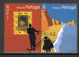 Portugal Europa Cept 2004 Gestempeld - 2004