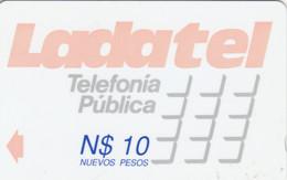 PHONE CARD MESSICO PRIME EMISSIONI (E73.25.5 - Mexico