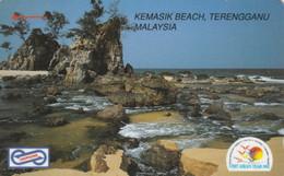 PHONE CARD MALESIA (E73.36A.4 - Malaysia