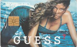PHONE CARD MESSICO GUESS (E73.38.8 - Mexico