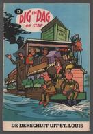 Dig En Dag (Dikkerdaks Digedags) 30 (D): De Dekschuit Uit St. Louis (Johannes Hegenbarth (Hannes Hegen) (Het Palet 1971) - Andere