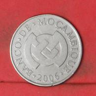 MOZAMBIQUE 5 MITICAIS 2006 -    KM# 139 - (Nº41852) - Mozambique