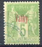 Vathy      N° 2  Oblitéré (type1) - Usados