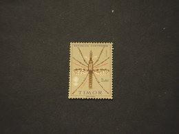 TIMOR -. 1962 MALARIA/INSETTO  - NUOVO(++) - East Timor