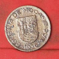 MOZAMBIQUE 50 CENTAVOS 1936 -    KM# 65 - (Nº41859) - Mozambique