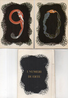 ERTE - Pochette De 10 CP - I Numeri Di ERTE - Erotisme    (121599) - Altre Illustrazioni