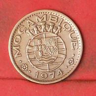 MOZAMBIQUE 50 CENTAVOS 1974 -    KM# 89 - (Nº41861) - Mozambique