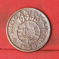 MOZAMBIQUE 1 ESCUDO 1953 -    KM# 82 - (Nº41864) - Mozambique
