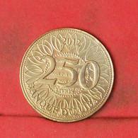 LEBANON 250 LIVRES 2012 -    KM# 36 - (Nº41866) - Lebanon