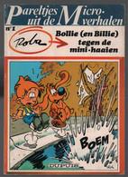 Dupuis 1985 Pareltjes Uit De Micro-verhalen Nr 1 Bollie (en Billie) Tegen De Mini-haaien (Roba (Jean) [=Ley Kip]) - Bollie En Billie