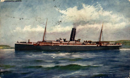 CELEBRATED LINERS ORIENT PACIFIC LINE  Ship Navy Navire Boat - Paquebote