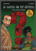 Dupuis 2000 Preview De Sleutel Van Het Mysterie 0. De Eerste Moord (Alain Sikorski Denis Lapière (Delaney)) - Andere