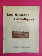 1932 N° 3157 Les Missions Catholiques : Chine, Siam ....... - 1900 - 1949