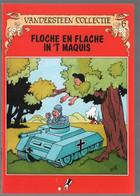 Vandersteen Collectie  6: Floche En Flache In 't Maquis ('t Vlaams Stripcentrum 1989) - Andere