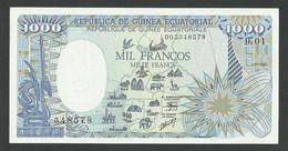 EQUATORIAL GUINEA. 1000 FRANCS. 1/1/1985. Pick 21. UNC / NEUF. - Equatorial Guinea