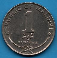 MALDIVES 1 RUFIYAA 1416 (1996) KM# 73a - Maldives