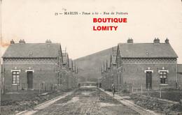 62 Marles Rue De Poitiers Fosse 2 Bis  Cpa Edit Deflandre - Other Municipalities