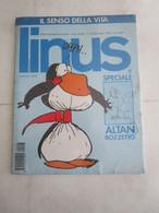 #  LINUS N 7 / 1992 PARI AL NUOVO MAI APERTO NEL SUO BLISTER - Prime Edizioni