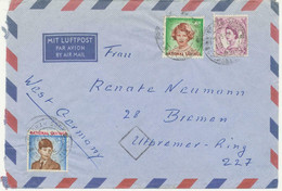 GB 1964 QEII Wilding 6d Together With Rare National Savings Stamps 6d And 2Sh 6d - Abarten & Kuriositäten