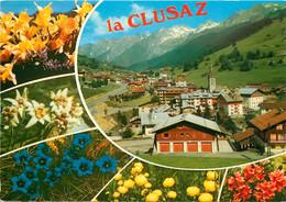 CPSM LA CLUSAZ        L466 - La Clusaz