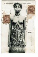 CPA Carte Postale Guinée: Une élégante -1906  VM29811 - Guinea
