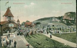 DE SINGEN / Burgschenke - Hohenwiel / CARTE COULEUR - Singen A. Hohentwiel