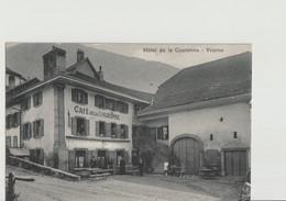 Hôtel De La Couronne - Yvorne  - District D'Aigle - VD Vaud
