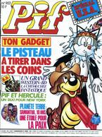 """Pif Gadget N°903 - BD Western: """"La Chevauchée Fantastique"""" - Pif Gadget"""