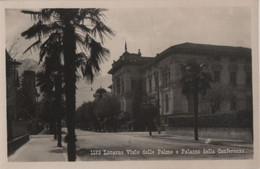 Schweiz - Locarno - Viale Delle Palme - 1929 - TI Tessin