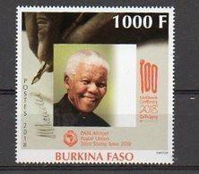 2018 BURKINA FASO - Mandela - Burkina Faso (1984-...)
