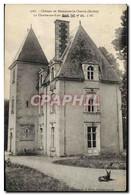 CPA Chateau De Beaumont La Chartre La Chartre Sur Loir - Kastelen