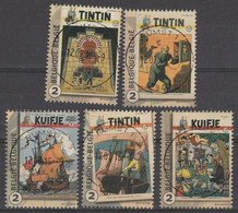 4626/4630 Tintin /Kuifke Oblit/gestp Centrale - Usados