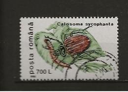 Roumanie Oblitéré N° 4332 Insecte Lot 46-90 - Gebruikt