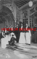 PERPIGNAN    CARTE PHOTO RESTAURANT DU PALMARIUM - Perpignan