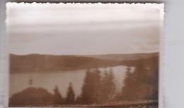Photo De Particulier Doubs Rochejean Le Lac De Joux 1944 Réf 3935 - Guerra, Militari