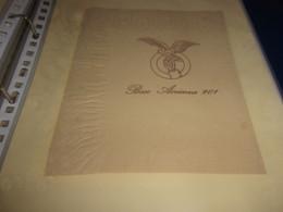 Serviette  Publicitaire  Militaire BASE AERIENNE  901 - Company Logo Napkins