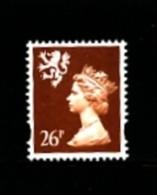 GREAT BRITAIN - 1997  SCOTLAND  26  P.  MINT NH   SG  S85 - Scotland