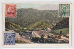 Eisenbahnstrecke Sarajevo-Mostar. Krupabrücke Mit Strassenubersetzung. - Bosnia Y Herzegovina
