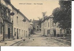 23 - Creuse - Janaillat - Non Classificati