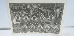 Photo Originale Presse Sete Foot 1947 - Unclassified