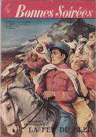 """Revue - Magazine : LES BONNES SOIREES : N° 1586 - 1952 : """" La Fée Du Bled """"  Roman Charme - Mode - Illustration - Other"""