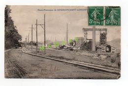 CPA - 54 - GOURAINCOURT- LONGWY - LES HAUTS FOURNEAUX - Longwy
