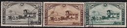 Belgie   .    OBP  .    407/409      .    O   . Gebruikt  .   /   .   Oblitéré - Used Stamps