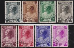 Belgie   .    OBP  .    458/465    .    O   . Gebruikt  .   /   .   Oblitéré - Used Stamps